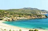 Χερόμυλος: Η εξωτική παραλία του Αιγαίου που πας οδικώς από την Αθήνα