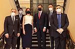 FedHATTA: Μεγάλες προοπτικές για την Ελλάδα στην αγορά της Σλοβακίας -Συνάντηση φορέων για το άνοιγμα του τουρισμού