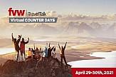 «Τώρα είναι η Ώρα», 2η εικονική έκθεση για την επανεκκίνηση της σεζόν στη γερμανόφωνη αγορά | FVW, Virtual Counter Days