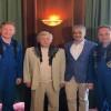Διακεκριμένοι Ρώσοι Κοσμοναύτες στο Creta Maris