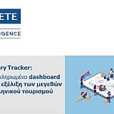 Το ΙΝΣΕΤΕ δημιούργησε το Recovery Tracker   Σύγκριση της εξέλιξης του τουρισμού το 2021 σε σχέση με το 2019