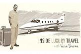 """Marketing Greece: Η Αθήνα πρωταγωνιστεί σε επεισόδιο της εκπομπής """"Inside Luxury Travel"""""""