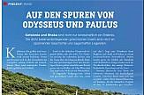 Αφιέρωμα για την Κεφαλονιά και την Ιθάκη σε γερμανικό περιοδικό