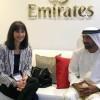 Συναντήσεις Κουντουρά στην έκθεση ΑΤΜ στο Ντουμπάι
