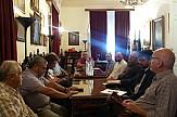 Κέρκυρα: Σύσκεψη για το Συνέδριο Τουρισμού