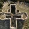 Εντυπωσιακό φρούριο σε σχήμα σταυρού στην Πρέβεζα