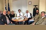 Συνάντηση Κόνσολα - Αμυρά για την τουριστική εκπαίδευση