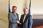 Γ. Πλακιωτάκης: Προτεραιότητα στην αναβάθμιση των λιμενικών υποδομών
