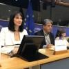 H E. Κουντουρά κεντρική ομιλήτρια σε ημερίδα στο Ευρωπαϊκό Κοινοβούλιο