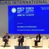 Η Ελ. Κουντουρά στο Διεθνές Οικονομικό Φόρουμ Αγ. Πετρούπολης για επενδύσεις στην Ελλάδα