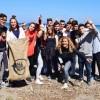 Ρόδος: 223 κιλά σκουπίδια απομάκρυναν μαθητές και δύτες από την παραλία Κρεμαστής