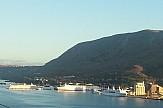 Τουριστικό περίπτερο στο λιμάνι της Σούδας