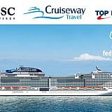 Mε την υποστήριξη της FedHATTA η παρουσίαση του προγράμματος της MSC Cruises