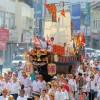 Κινεζικό έθιμο, με ιστορία αιώνων, στη Μαλάκα της Μαλαισίας...