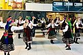 Υποδοχή στους Φινλανδούς τουρίστες στη Ρόδο για τον Μαραθώνιο