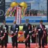Εγκαίνια σταδίου στην ιαπωνική πόλη υποδοχής της Ελλάδας για το Τόκιο 2020