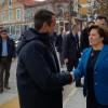 Επίσκεψη Κ. Μητσοτάκη στη Λέσβο
