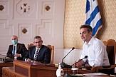 Ο κ.Μητσοτάκης στη Ρόδο: Δεν θα αφήσουμε τους εργαζόμενους στον τουρισμό απροστάτευτους