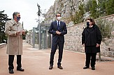 Εγκαίνια του νέου ανελκυστήρα πλαγιάς στην Ακρόπολη   Τι δήλωσε ο πρωθυπουργός
