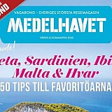 Σουηδικό τουριστικό περιοδικό προβάλλει την Ελλάδα εν μέσω κορωνοϊού - Αφιέρωμα σε Ζάκυνθο, Κεφαλονιά, Κρήτη