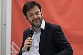 Ο Γιώργος Μπρούλιας εξελέγη νέος δήμαρχος Αθηναίων