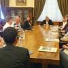 Συνάντηση Περιφερειάρχη Ν. Αιγαίου με Βρετανούς tour operators και δημοσιογράφους