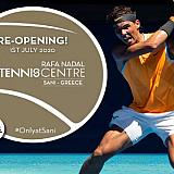 Ανοίγει η Ακαδημία Τένις Rafa Nadal Tennis Centre στο Sani Resort