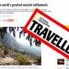 O Παρθενώνας και το Μαντείο των Δελφών σε αφιέρωμα του National Geographic Traveller