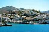 Αγκυροβόλια τουριστικών σκαφών σε Αγκίστρι, Κεφαλονιά και Νάξο