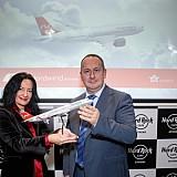 Discover the World: Νέα συνεργασία της με το ρωσικό αερομεταφορέα Nordwind Airlines