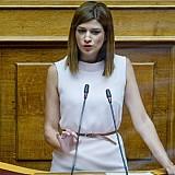 Κ. Νοτοπούλου: Ουρές χιλιομέτρων και ταλαιπωρία ταξιδιωτών στις χερσαίες πύλες εισόδου