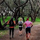 Corfu Mountain Trail στην Κέρκυρα