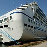 82% επάνω η κρουαζιέρα στη Θεσσαλονίκη το 2013