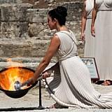 Αρχαία Ολυμπία: Εκδηλώσεις με αφορμή την τελετή αφής της ολυμπιακής φλόγας