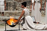 Κορωνοϊός: Χωρίς θεατές η τελετή αφής της Ολυμπιακής φλόγας στην Αρχαία Ολυμπία