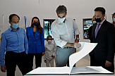 Ο κ. Μητσοτάκης στο Ολυμπιακό Μουσείο Αθήνας με αφορμή την τελετή έναρξης των Ολυμπιακών Αγώνων