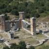 Έργα στον αρχαιολογικό χώρο των Φιλίππων