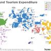 Oι πρωταθλήτριες χώρες στις τουριστικές δαπάνες