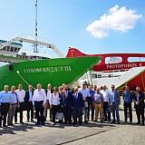 80 b2b συναντήσεις με 14 γερμανικές επιχειρήσεις της ναυτιλιακής αγοράς