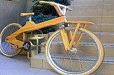 Coco-Mat: Χάθηκε το πρωτότυπο ποδήλατο της φωτογραφίας- ο ευρών αμοιφθήσεται και προσλαμβάνεται!