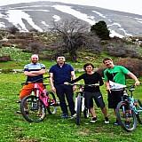 Ποδηλατικός τουρισμός στη Θεσσαλία