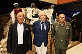 Οι σύνεδροι του Διεθνούς Συνεδρίου Στρατιωτικής Ιστορίας στο Πολεμικό Μουσείο