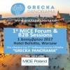 Ο συνεδριακός τουρισμός στην έκθεση GRECKA PANORAMA- 1ο  Ελληνο-Πολωνικό MICE Forum