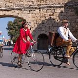 Συνάντηση με vintage ποδήλατα στη Ρόδο