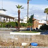 Περιοδεία του Δημάρχου Ρόδου κ. Αντώνη Καμπουράκη στις πληγείσες από την κακοκαιρία περιοχές