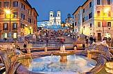 Ρώμη: Προς απαγόρευση των τουριστικών λεωφορείων στο ιστορικό κέντρο από το 2018