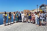 Fam trip ΕΟΤ: Ρουμάνοι T.Os και δημοσιογράφοι στην Κρήτη και την Σαντορίνη