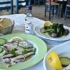 King George, Tudor Hall Restaurant: Stin Katsarola