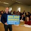 Ryanair: 100.000 κρατήσεις από φοιτητές Erasmus