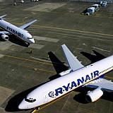 Ryanair: Σύνδεση της Θεσσαλονίκης με 30 προορισμούς